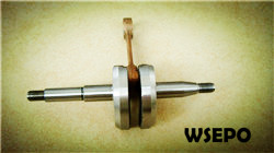 Quality Parts! Wholesale 38cc Gas Chainsaw crankshaft+Conrod